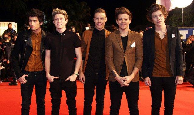 Гарри Стили вместе с One Direction работает над третим студийным альбомом и отрицает свой уход из группы