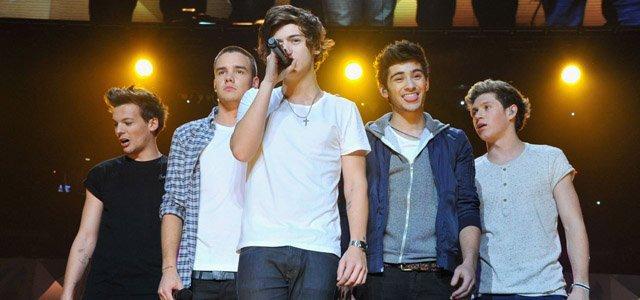 One Direction выпустят новый альбом перед Рождеством