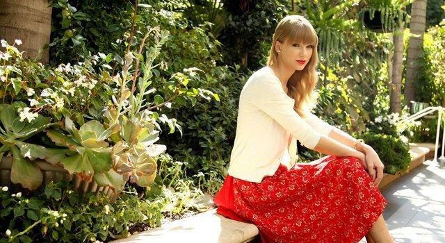 Тейлор Свифт совсем скоро приступит к записи нового альбома