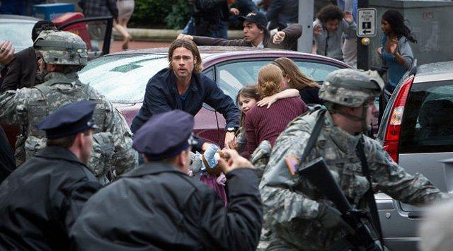 Брэд Питт снимется в продолжении фильма Война миров Z
