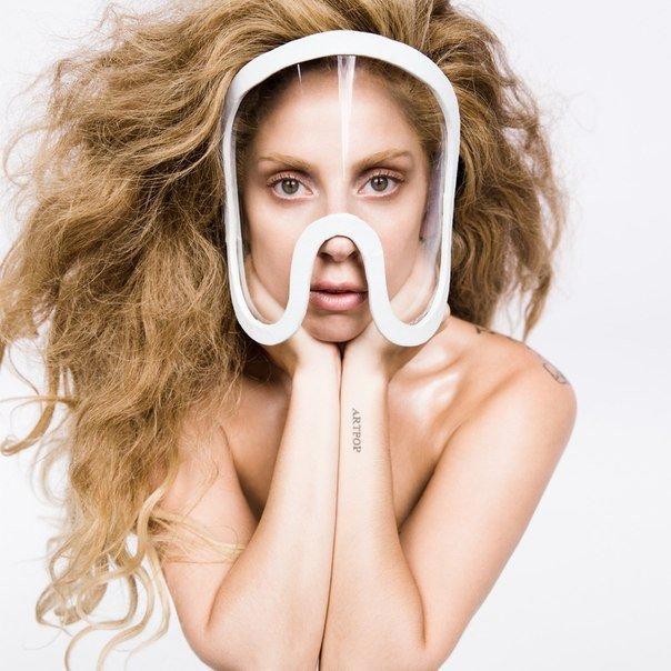 Леди Гага опубликовала даты выхода нового сингла и альбома ARTPOP