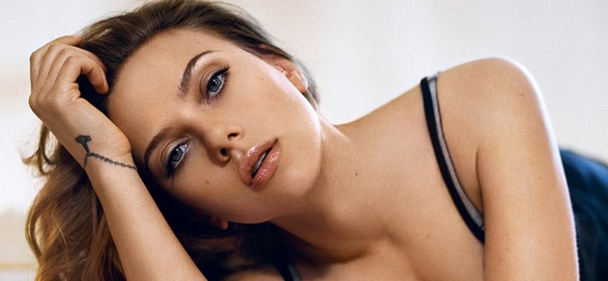 Актрису Скарлетт Йоханссон назвали самой сексуальной женщиной планеты