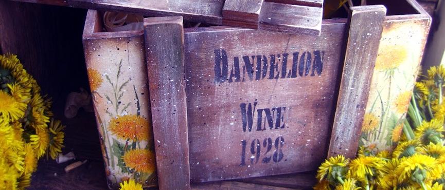 Рэй Брэдбери «Вино из одуванчиков»