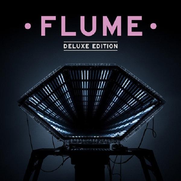 Обложка Deluxe-издания альбома Flume