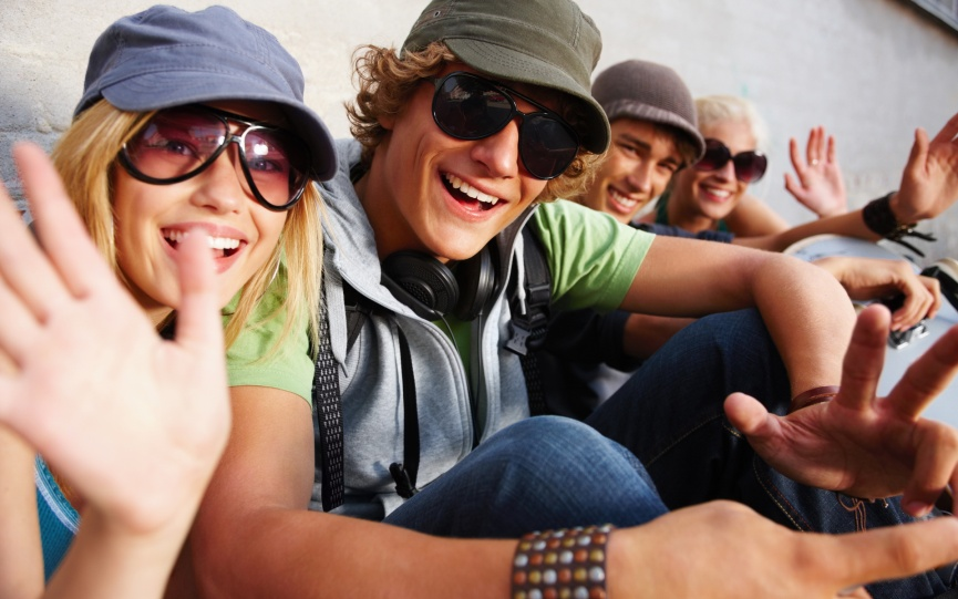 Где весело и приятно отдохнуть со своими друзьями?