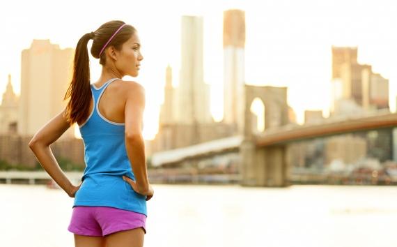 Как добиться спортивного телосложения?