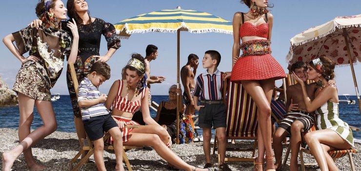 Dolce&Gabbana Spring/Summer 2013