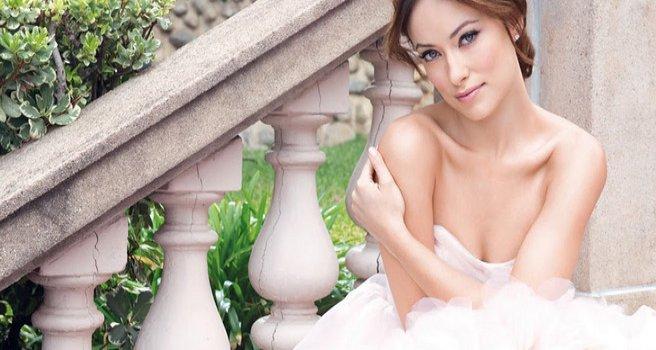 Оливия Уайлд снялась в рекламной кампании аромата Today Tomorrow Always Amour от Avon