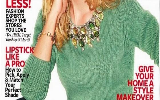 Тейлор Свифт в журнале InStyle. Ноябрь 2013