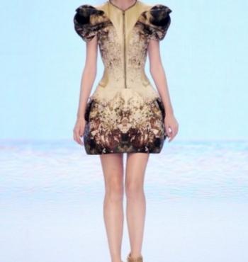 Fashion memories: Alexander McQueen Spring/Summer 2010 Plato's Atlantis