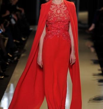 Elie Saab Spring / Summer 2013 Haute Couture