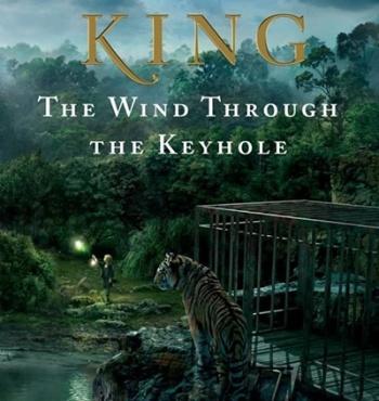 Анонс книги Стивена Кинга - «Ветер сквозь замочную скважину»