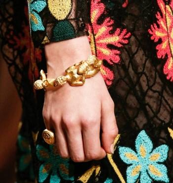 Лучшие ювелирные изделия на Неделе моды в Париже, коллекции Весна / Лето 2014