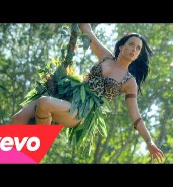 Кэти Перри с альбомом «Prism» возглавила чарт Billboard 200