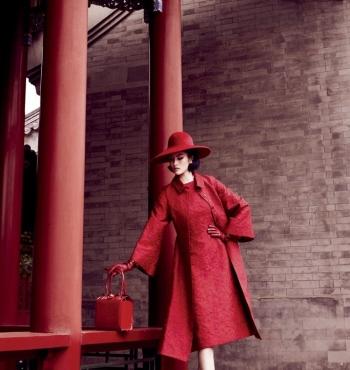 Vogue Китай празднует свой 100-й номер