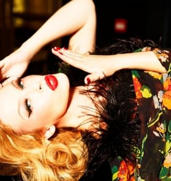 Кайли Миноуг на страницах журнала GQ Германия Декабрь 2013