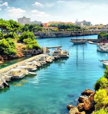 Сказочный остров Менорка в Испании