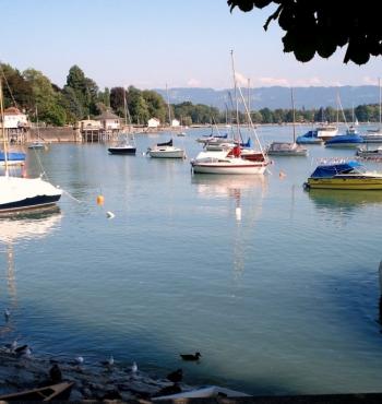 Боденское озеро в Германии