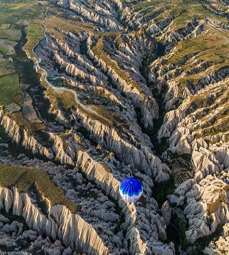 Фото дня: Долина Мескендир, Каппадокия