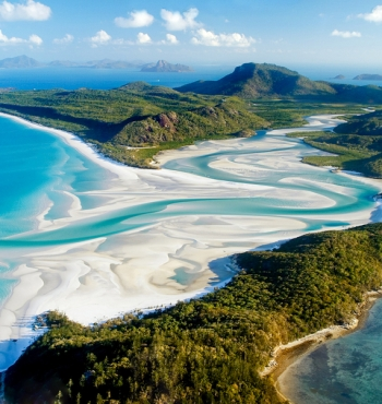 Фото дня: Пляж Уайтхэвен-Бич, Австралия