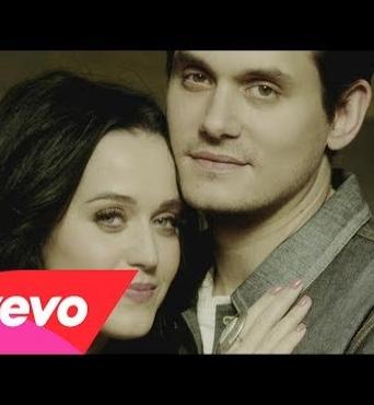 Новый клип Джона Майера и Кэти Перри - Who You Love