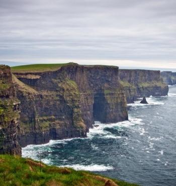 Скалы Мохер - сокровище Ирландии
