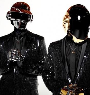 Daft Punk выступят на Грэмми со Стиви Уандером