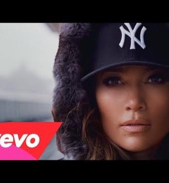 Новый клип Дженнифер Лопес - Same Girl