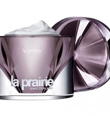 Новый антивозрастной крем La Prairie Platinum Rare Cellular Cream от La Prairie