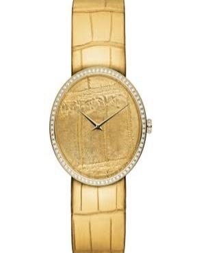 Новый дизайн часов от Dior