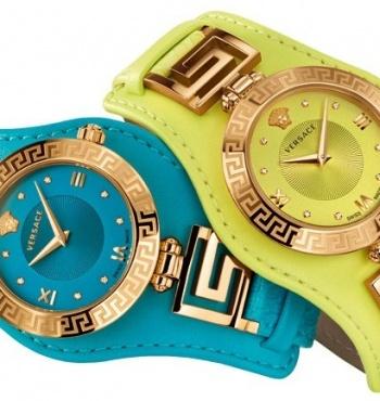 Новая модель часов V-Signature от Versace