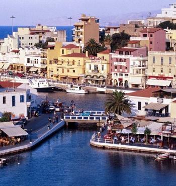 Ретимно - жемчужина северного Крита
