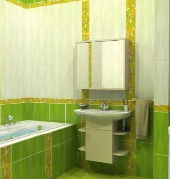Отделка ванной и не только: купить керамическую плитку проще простого