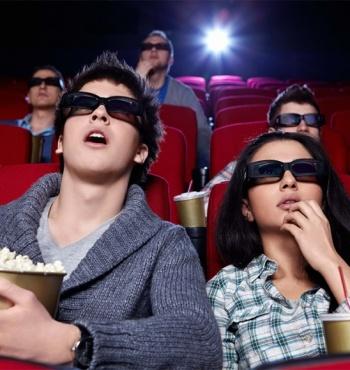 Что надеть для похода в кино с любимым человеком?