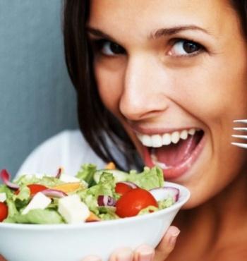 Какой едой нужно питаться, чтобы быть здоровой и красивой?