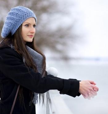 Учимся красиво выглядеть даже в зимнее время года