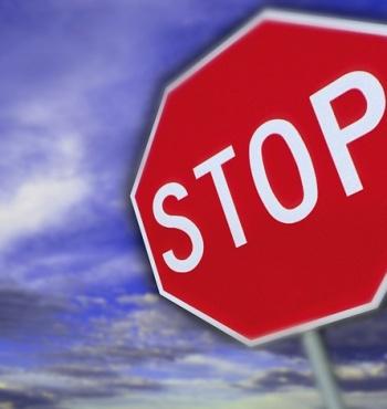 Дорожные знаки для предотвращения аварий