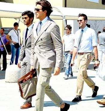 Как стать стильным и модным мужчиной?