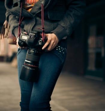 Как научиться делать красивые фотографии?