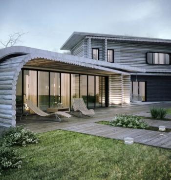 Архитектура. Как построить действительно уникальный и красивый дом?