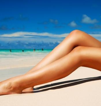 Как добавить своим ножкам больше блеска?